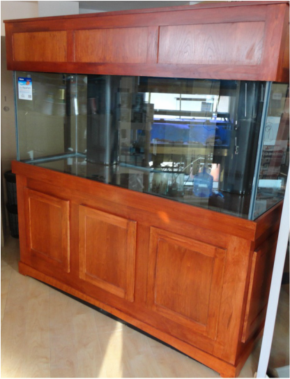 Picture & Aquarium Stands and Wood Canopies - Milwaukee Aquatics