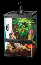 Zilla Tropical Terrarium Kits (12x12x18